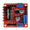 DollaTek Scheda Controller Mini Drive Stepper Motor Controller Doppio modulo L298N H CC Stepper Bridge per Arduino Robot Smart Car #4