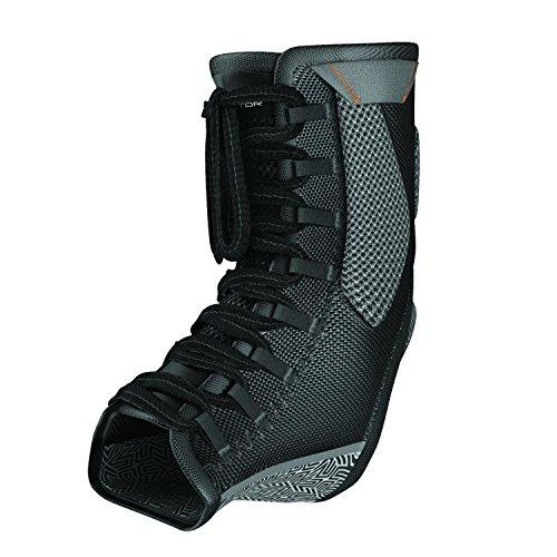 Compression Ankle Brace - Shock Doctor 849 Ultra Gel Lace Up Ankle...