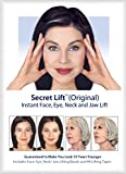 Instant Face, Neck and Eye Lift (Dark and Light Hair)