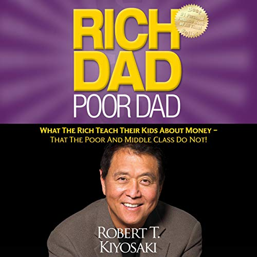 Rich Dad, Poor Dad Book, Best three books to read