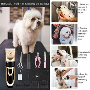 Acare-Dog-Clippers-for-Grooming-Professional-Hair-Trimmer-Hair-Clippers-for-DogCat-Quiet-Cordless-Rechargeable-Dog-Grooming-Kit-for-Dog-Grooming