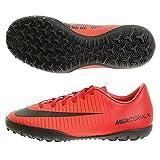 Nike Mercurial X Vapor XI TF JR 831949 616, Baskets Mixte Adulte, Mehrfarbig (Indigo 001), 38 EU