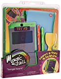 Boogie Board Magic Sketch Color LCD Writing Tablet + 4 Different Stylus and 9 Double-Sided Stencils for Drawing, Writing, and Tracing eWriter Ages 4+