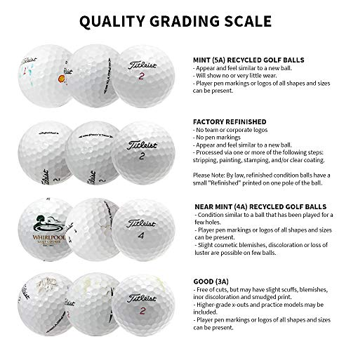 Product Image 3: Color Recycled Golf Balls Mix (Pack of 50)