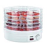 LIVOO DOM202 Aliments | 5 Plateaux | Température Réglable |...