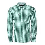 Tommy Hilfiger Custom-Fit Chemises (L, Vert)