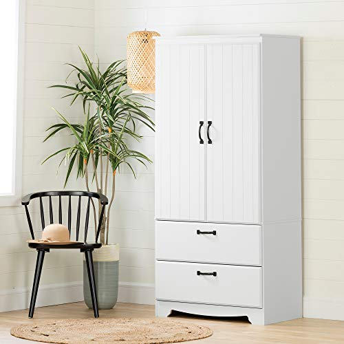 white wardrobe for bedroom