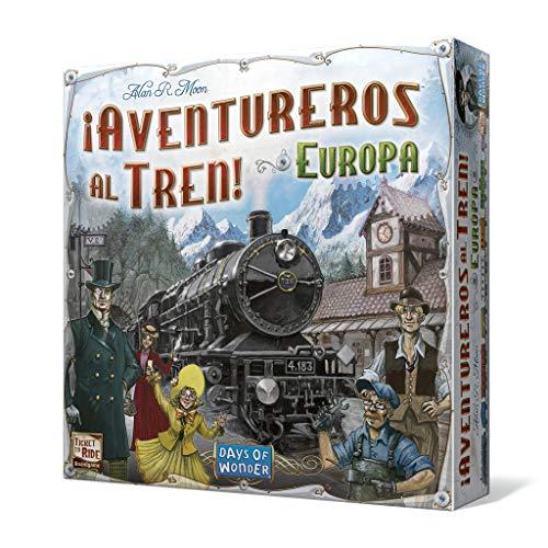 Days of Wonder- Juego De Tablero, Color no, Talla Unica (LFCABI127)