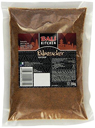Bali Kitchen Palmzucker, Puler, 5er Pack (5 x 250 g)