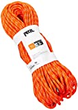 PETZL - Club 10 mm, Rope Designed for Caving and Canyoning, Orange, 40 m
