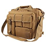 Tactical Briefcase, 15.6' Men Messenger Bag Military Briefcase for Men