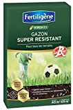 Fertiligene Gazon Super Résistant Label Rouge, 40m²