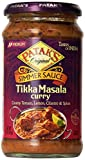 Pack of 6, 15-ounce glass jars Tikka masala curry cooking sauce An Authentic Indian Recipe Product of the United Kingdom