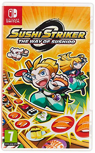 Sushi Striker The Way of Sushido - Nintendo Switch [Importación inglesa]