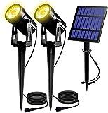 T-SUN Solar Spotlights...image