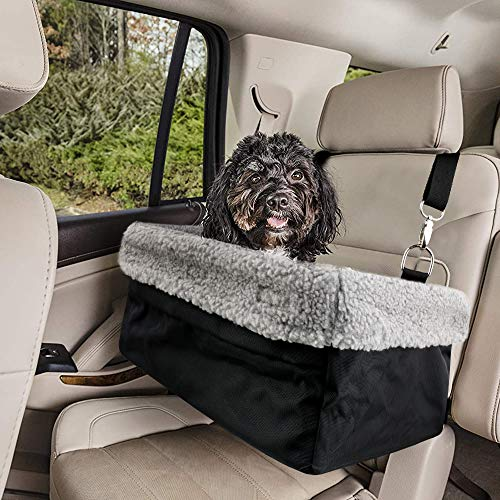 Devoted Doggy Metal Frame Construction Pet Booster...
