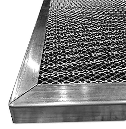 Trophy Air 16x25x1 HVAC Furnace Air Filter Lasts a Lifetime, Washable, 6 Stage Micro Allergen Defense, Healthier Home or Office, Made in The USA 16x25x1