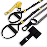 TRX GO Suspension Trainer System: Lightweight & Portable| Full Body Workouts, All Levels & All...
