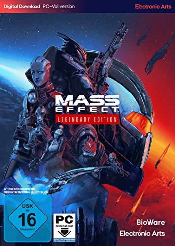 Mass Effect Legendary Edition   PC Code - Origin