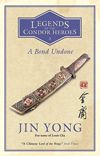 Un vínculo deshecho de Jin Yong