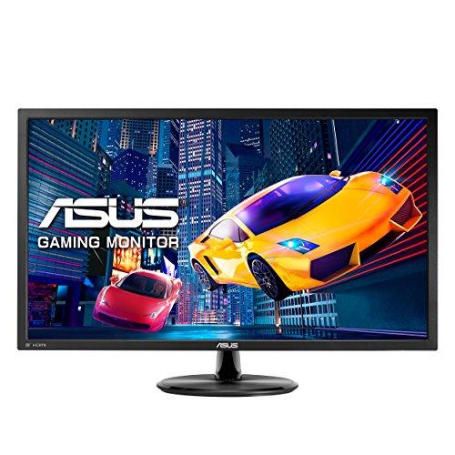 "Asus VP28UQG 28"" Monitor 4K/UHD 3840x2160 1ms DP HDMI Adaptive Sync/FreeSync Eye Care Monitor"