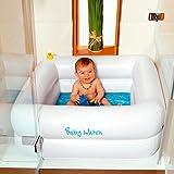 Happy People Baby Pataugeoire Wehncke Watch piscines, Blanc