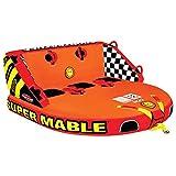 SportsStuff Super Mable | 1-3 Rider Towable Tube for Boating, Orange,...