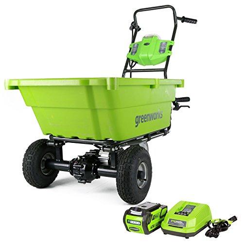 Greenworks GC40L410 Garden Cart