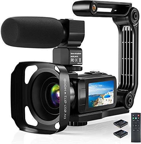 51An78j6IZL - The 7 Best Budget Camcorders