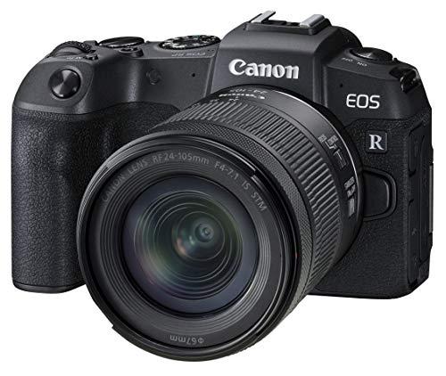 Canon ミラーレス一眼カメラ EOS RP RF24-105 IS STM レンズキット EOSRP-24105ISSTMLK-A