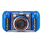 VTech KidiZoom Duo DX Digital Selfie Camera with MP3 Player, Blue