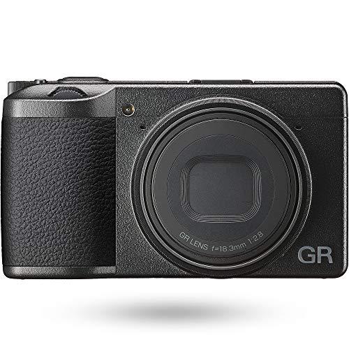 RICOH デジタルカメラ GRIII APS-CサイズCMOSセンサー リコー GR3 15041