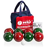 Perfetta Club Pro solid Bocce Set - Made in Italy