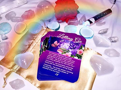 Archangel Oracle Cards for Goddesses [EMPATHS] Tarot Card...