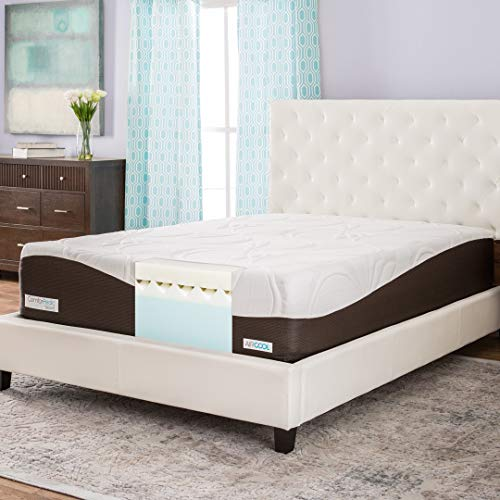 Simmons Beautyrest ComforPedic from Beautyrest 14-inch Memory Foam Mattress Queen