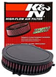 K&N Engine Air Filter: High Performance, Premium, Powersport Air Filter: 1999-2009 YAMAHA (XVS1100 V-Star Classic, Custom, Midnight, Silverado, DragStar Classic, V-Star) YA-1199