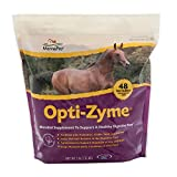 Manna Pro Opti-Zyme Microbial Digestive Supplement for Horse, 3-Pound