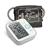 Blood Pressure Monitor by Paramed: Accurate Automatic Upper Arm Bp Machine & Pulse Rate Monitoring Meter with...