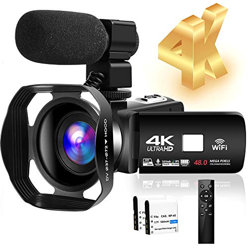 51B7Y8m0yHL - The 7 Best Budget Camcorders
