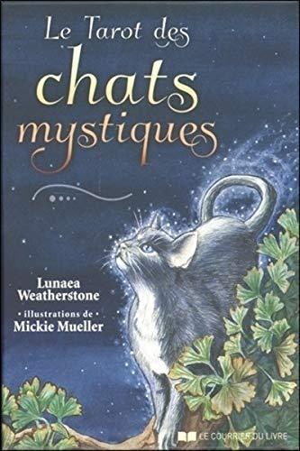 Le tarot des chats mystiques : Avec 78 cartes