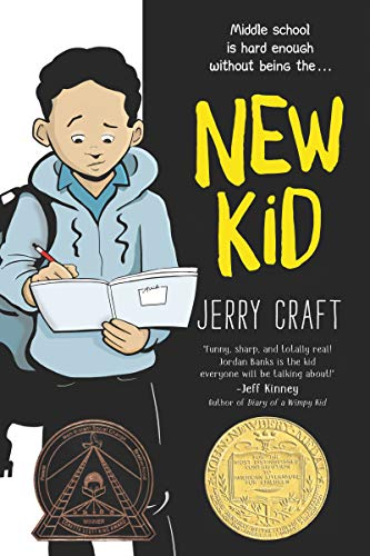 New Kid by [Jerry Craft]