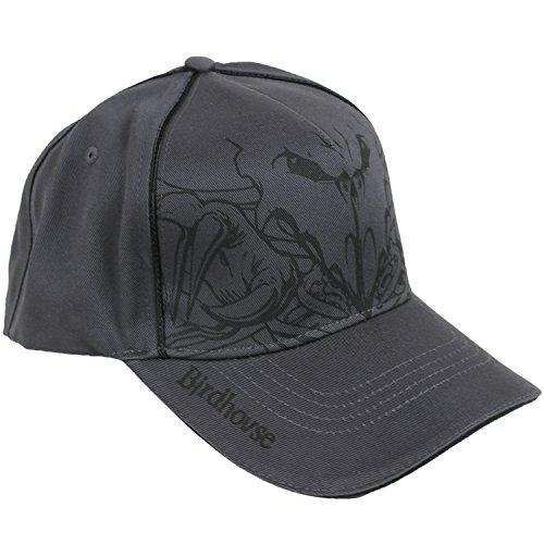 Birdhouse Skateboards Tony Hawk Falcon 3 Youth Cap HAT Grey
