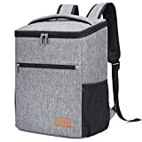 Lifewit 24L Sac à Dos Isotherme à Glacière Cooler Backpack Bag, Sac...