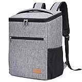 Lifewit 24L Sac à Dos Isotherme à Glacière Cooler Backpack Bag, Sac Isotherme Portable pour...