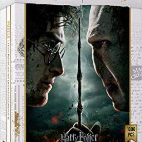 HARRY POTTER Puzzle Harry Vs Voldemort Official Merchandising Juguetes, Color sdtwrn23240 (Dirac