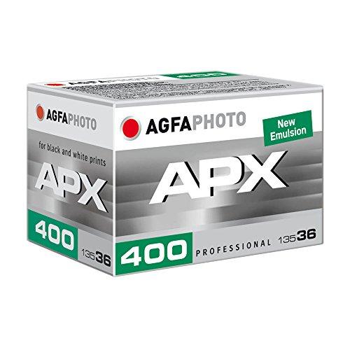 サンアイ Agfa APX400 白黒ネガフィルム 135サイズ 36枚撮り