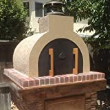 Outdoor Pizza Oven Kit  DIY Pizza Oven  The Mattone Barile Foam Form (Medium Size) provides the PERFECT shape / size for building a money-saving homemade Pizza Oven with locally sourced Firebrick.
