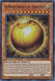 The Winged Dragon of Ra - Sphere Mode - CIBR-ENSE2 - Super Rare - Limited Edition - Circuit Break:...