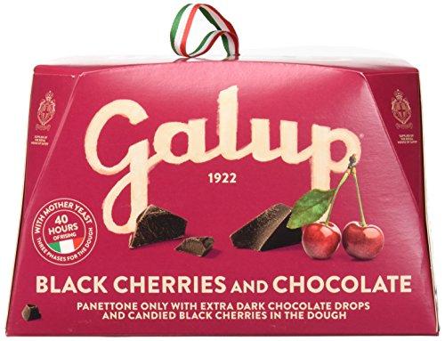 Galup NV12 Panettone Amarene Cioccolato, 750 Gr