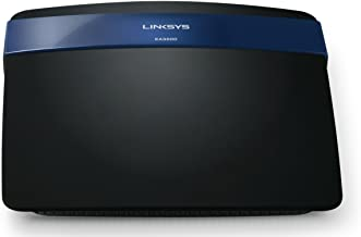Linksys EA3500 – Dual-Band N750 Router with Gigabit and USB (Renewed)